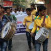 Public shaming tax drummers in India